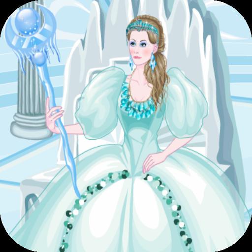 เกมส์แต่งตัวราชินีหิมะ