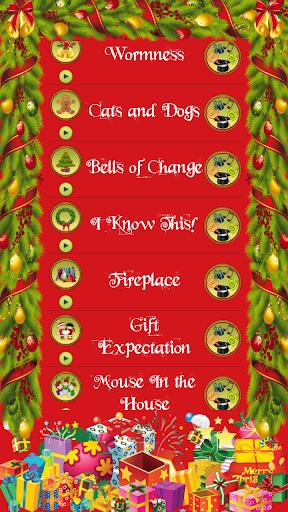 クリスマスサウンドのSMS着信音