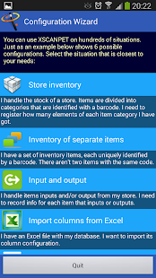 XSCANPET Inventory & Barcode - screenshot thumbnail