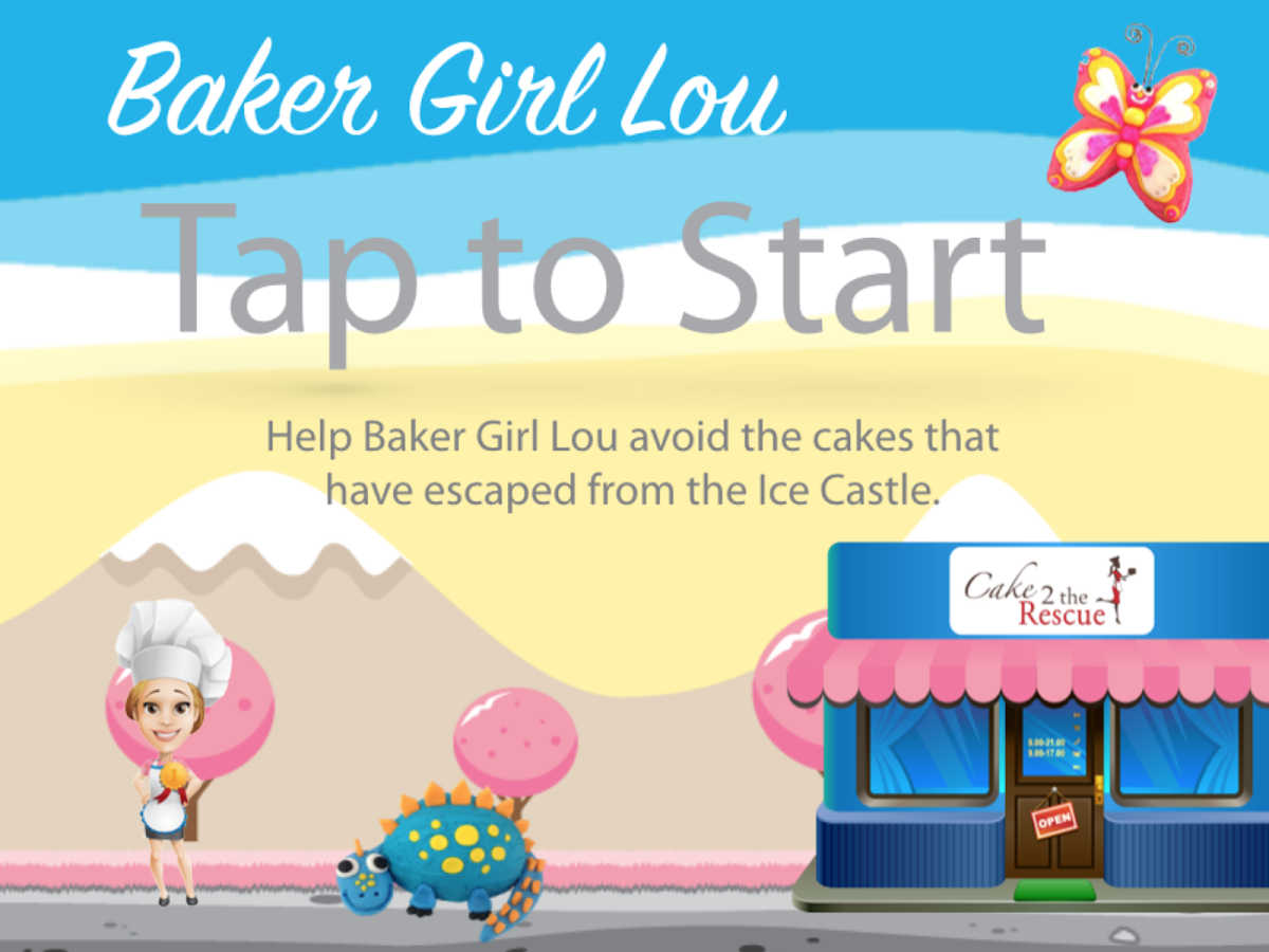 Baker Girl Lou- screenshot