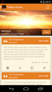 The Bible King James (KJV) - screenshot thumbnail