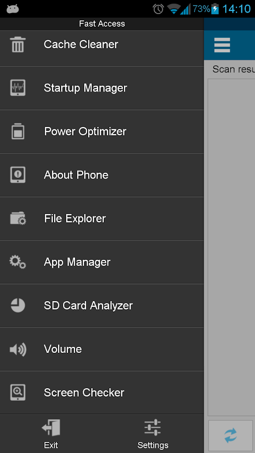 ES Task Manager(Task Killer) - screenshot