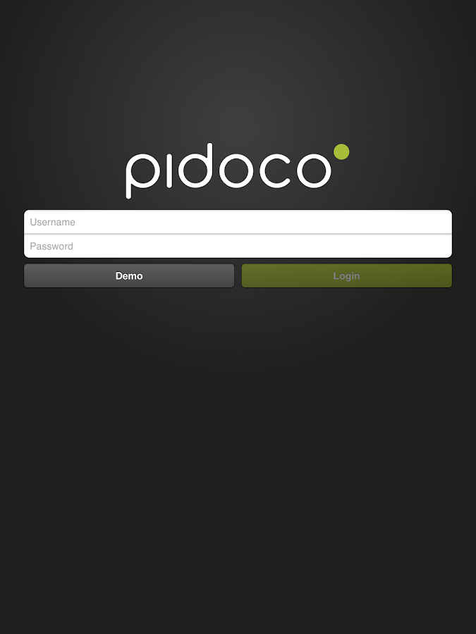 Pidoco- screenshot