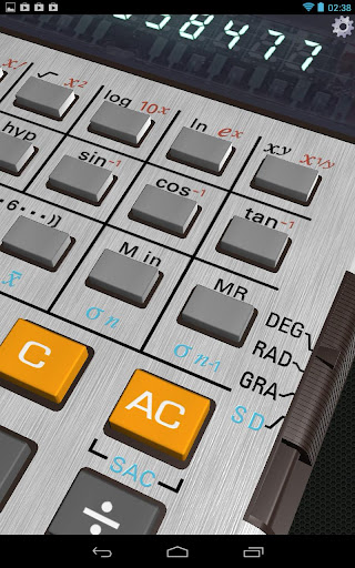 3D Calculator RetroFX v1.3.5