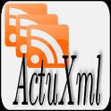ActuXml logo