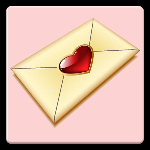 Love Letter eCards LOGO-APP點子
