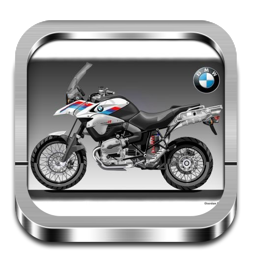 BMW Motorcycle Wallpaper LOGO-APP點子