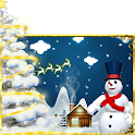 Christmas Live Wallpaper 3D icon