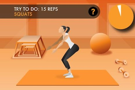 Power 20 Fitness Trainer FREE - screenshot thumbnail