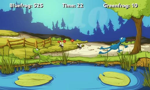 A Frog Game Free - screenshot thumbnail