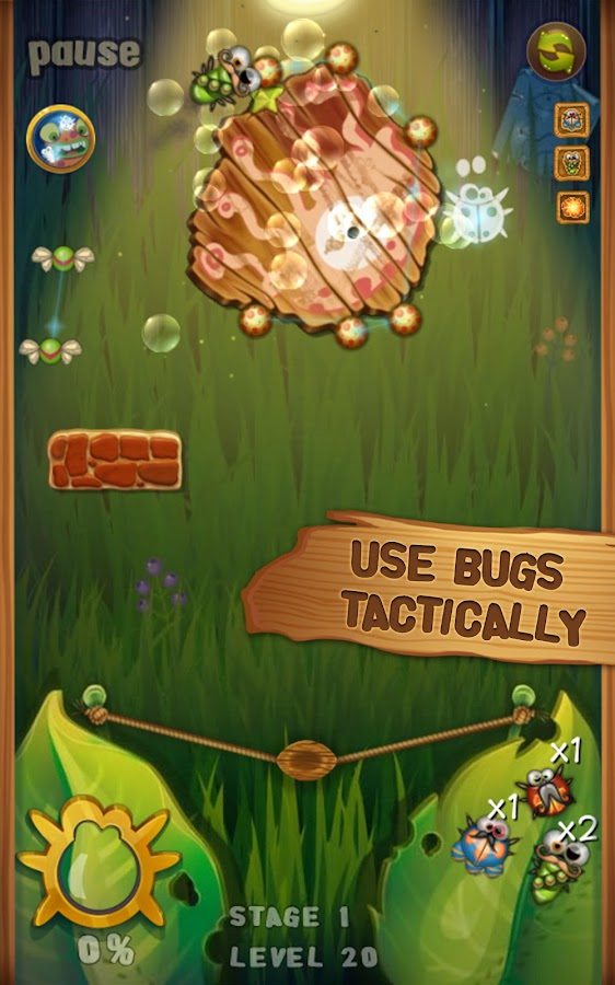 Beetle Breaker - screenshot