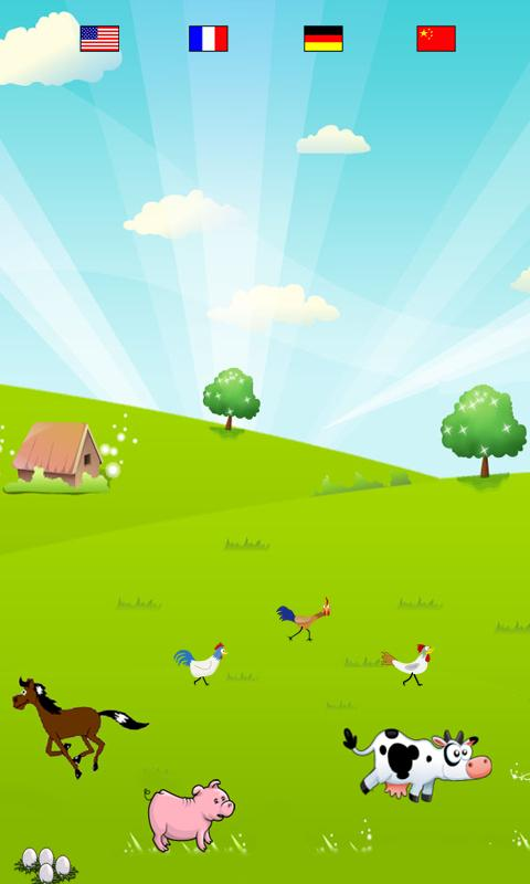 Adventure Chickens Lite - screenshot
