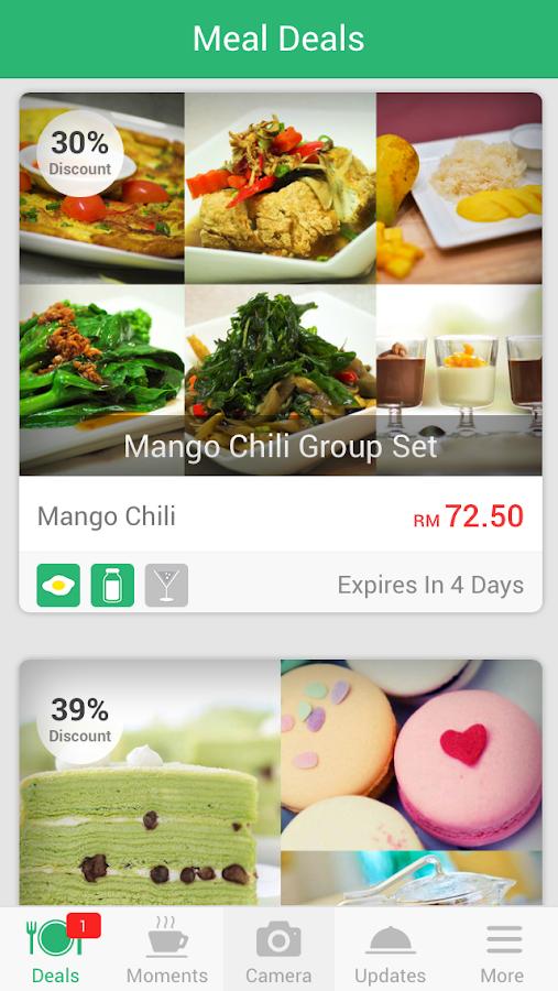 KindMeal.my - screenshot