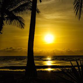 SUNSET by Aries Quiambao - Landscapes Sunsets & Sunrises