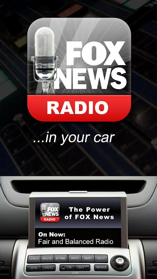 Fox News Radio - screenshot