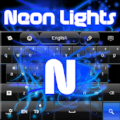 Neon Lights Keyboard