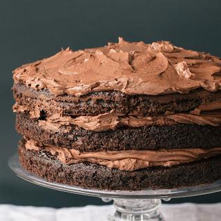 Chocolate Layer Cake.