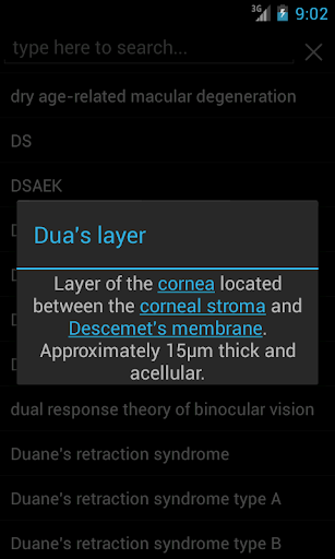 Dunn Vision Reference