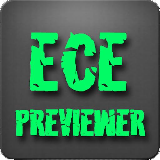 ECE Mobile Reviewer LOGO-APP點子
