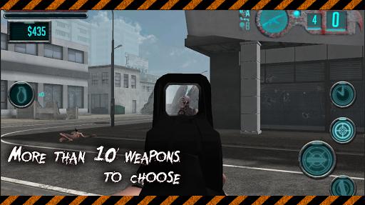Zombie Survival 3D IA