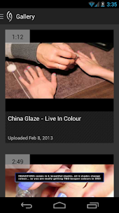 China Glaze - screenshot thumbnail