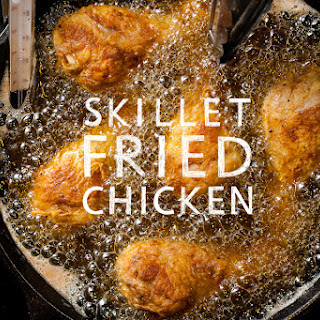 Skillet Fried Chicken.