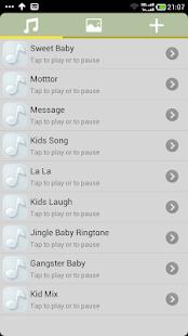 【免費音樂App】有趣的孩子鈴聲-APP點子