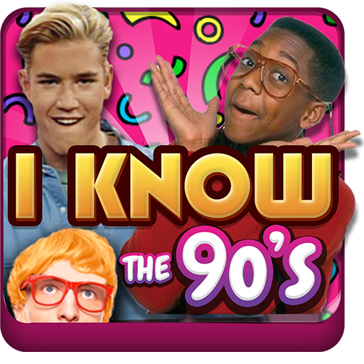 I Know the 90's - Guess a Pic