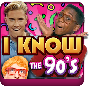 I Know the 90's – Guess a Pic for PC and MAC