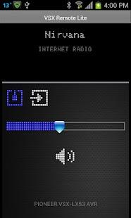 VSX Lite- screenshot thumbnail