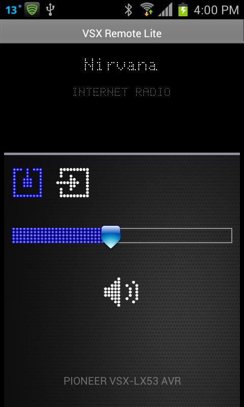 VSX Lite - screenshot