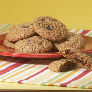 Qualifying Lap Oatmeal Cookies.