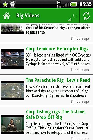 BivvyBuddy UK Carp Fishing GPS - screenshot