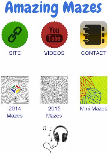 Amazing Mazes - Custom Mazes