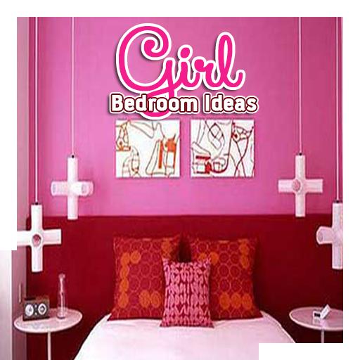 Girl Bedroom Ideas LOGO-APP點子