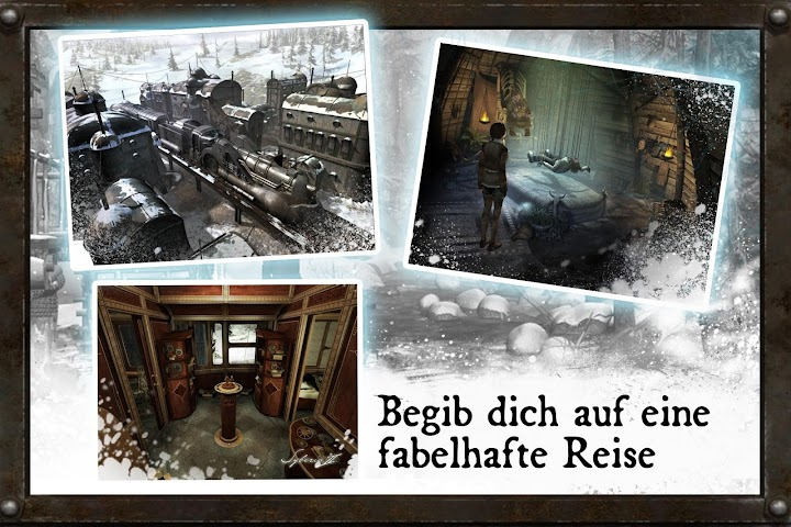 android Syberia 2 (Complet) Screenshot 7