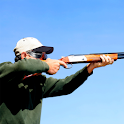 Clay Shooting HD logo