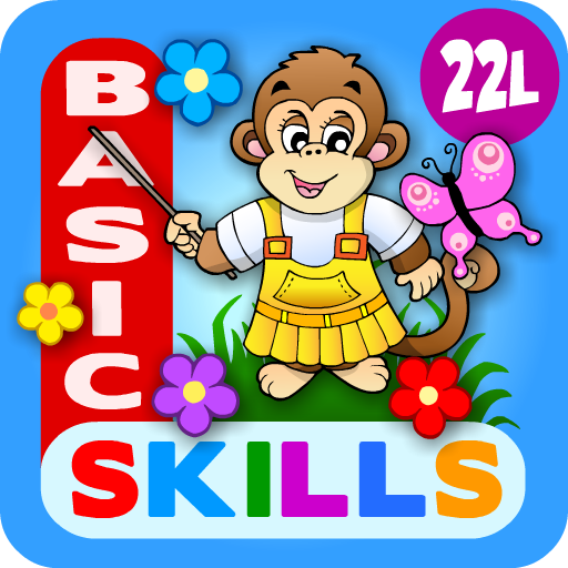 Abby Basic Skills Preschool 教育 App LOGO-硬是要APP