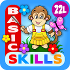 Abby Basic Skills Preschool icon