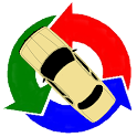 trafficboard icon