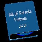 Mã số KaraokeVietnam icon