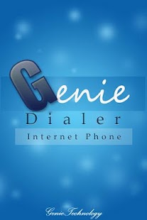 Genie Dialer- screenshot thumbnail