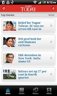 India Today - screenshot thumbnail