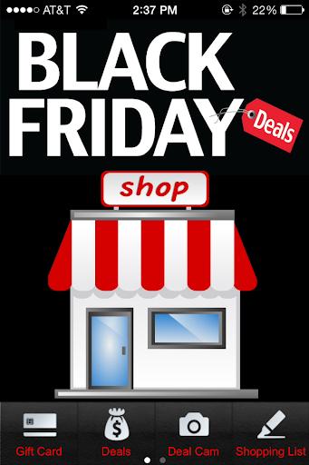 Black Friday Deals 2013+