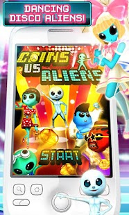 Coins Vs Aliens - screenshot thumbnail