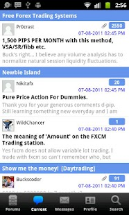 BabyPips.com Forex Forum - screenshot thumbnail