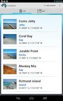 Screenshot of The Australian Fishing App