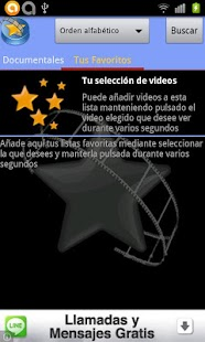 Free Movies spanish at Youtube - screenshot thumbnail