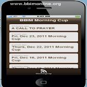 BBIM Morning Cup