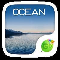 Ocean Emoji GO Keyboard Theme 4.178.100.85